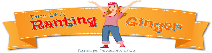 Tales of a Ranting Ginger logo