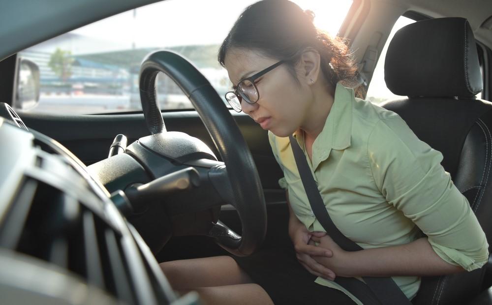 seat belt injury abdomen