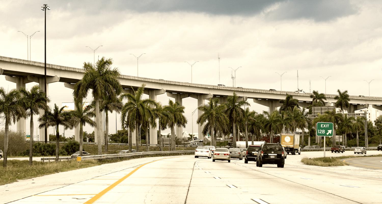 Florida highway accident