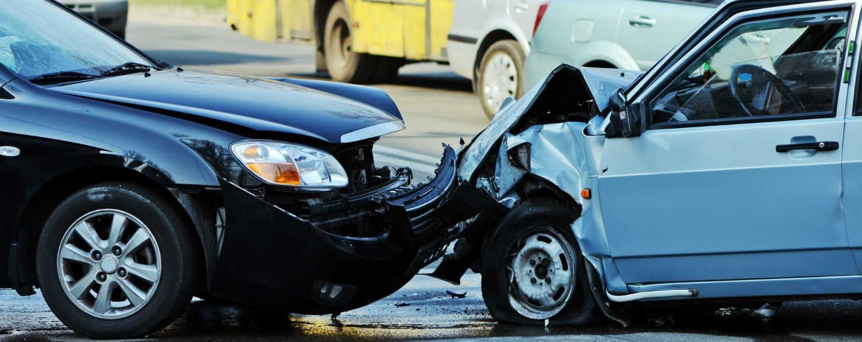 head-on car accident